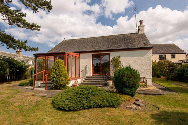 Thumbnail Detached bungalow for sale in Fidra Cottage, Westerdunes Park, North Berwick