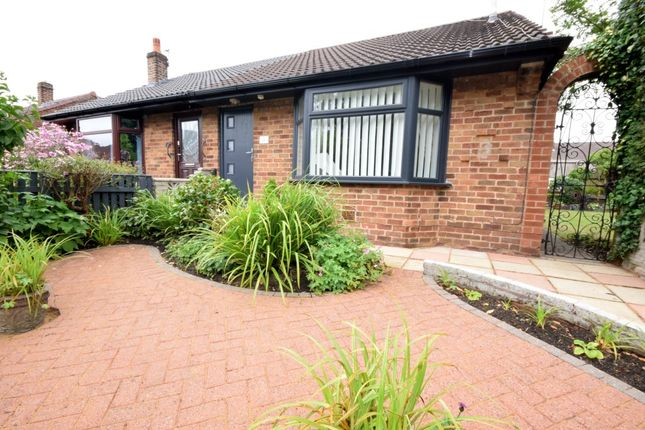 Thumbnail Semi-detached bungalow for sale in Chew Moor Lane, Westhoughton