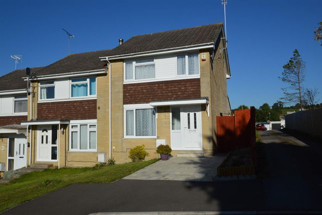 3 bed semi-detached house for sale in Somerset Way, Paulton, Bristol