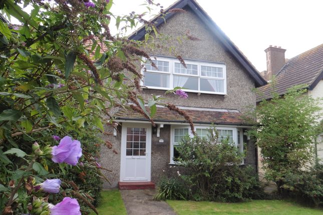 Thumbnail Semi-detached house for sale in Harold Road, Deal