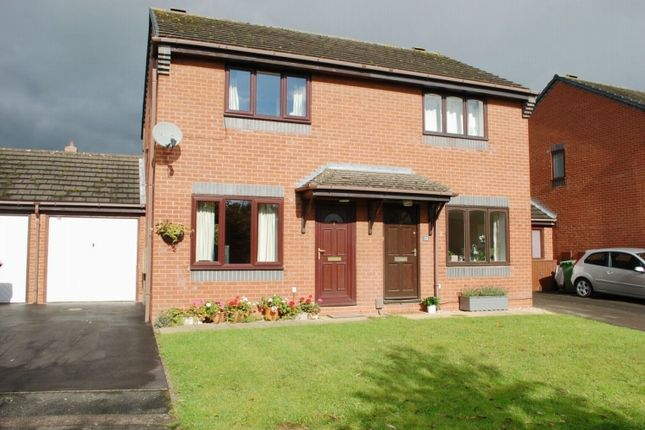 Thumbnail Semi-detached house for sale in Haydock Close, Stratford-Upon-Avon