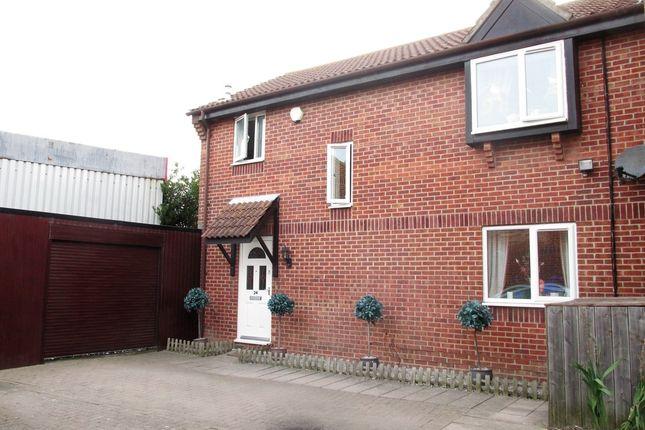 4 bed end terrace house for sale in Parklands Close, Gosport