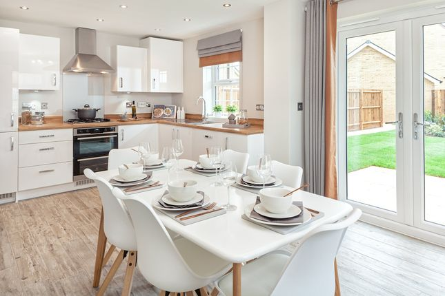 """Thumbnail End terrace house for sale in """"Hadley"""" at The Mount, Frome"""