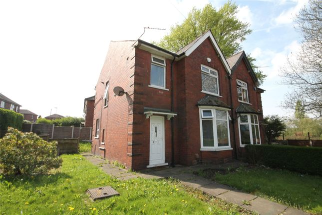 Thumbnail Semi-detached house to rent in Queensway, Rochdale, Greater Manchester
