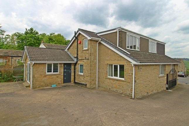 Thumbnail Detached house for sale in Blackmoorfoot, Linthwaite, Huddersfield