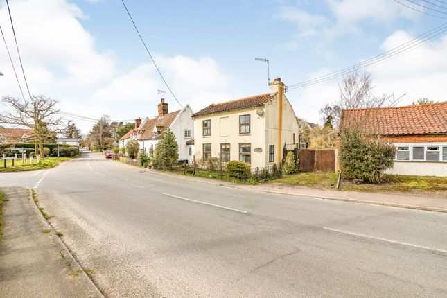 Thumbnail Detached house for sale in The Street, Holton, Halesworth