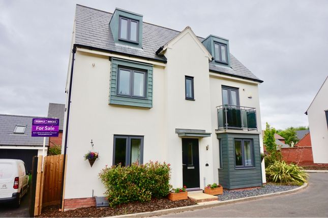 Thumbnail Detached house for sale in Cottom Way, Lawley