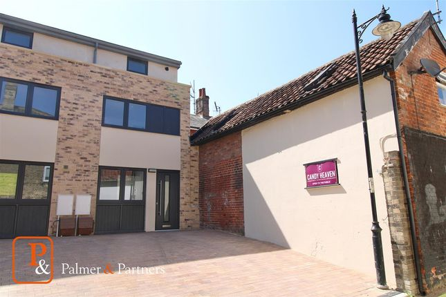 3 bed town house for sale in The Smithy, Market Place, Saxmundham IP17