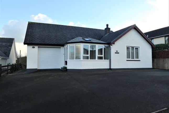 Thumbnail Bungalow for sale in 15 Rhiwgoch, Aberaeron