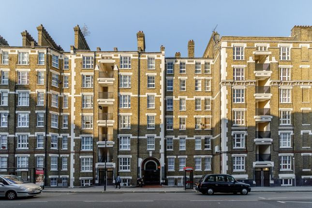Cavendish Mansions, London, London EC1R