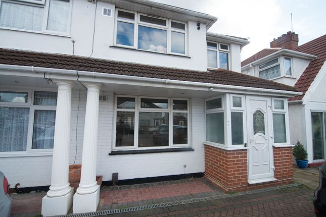 Thumbnail Semi-detached house to rent in Phelps Way, Hayes
