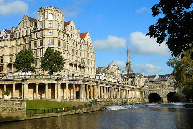 Thumbnail Flat for sale in The Empire, Grand Parade, Bath, Somerset