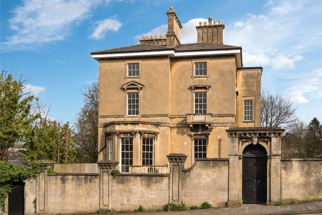 Thumbnail Flat for sale in Miles House, Bathwick Hill, Bath