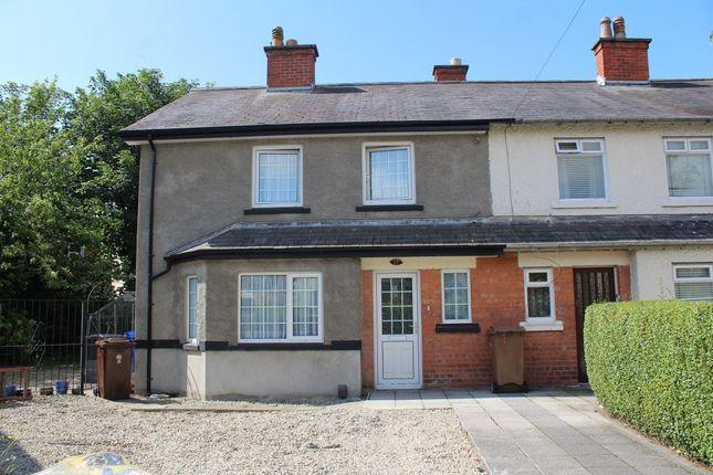 Thumbnail Semi-detached house for sale in Ardgreenan Crescent, Belmont, Belfast