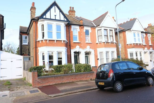 Thumbnail Semi-detached house for sale in St. Margarets Road, London