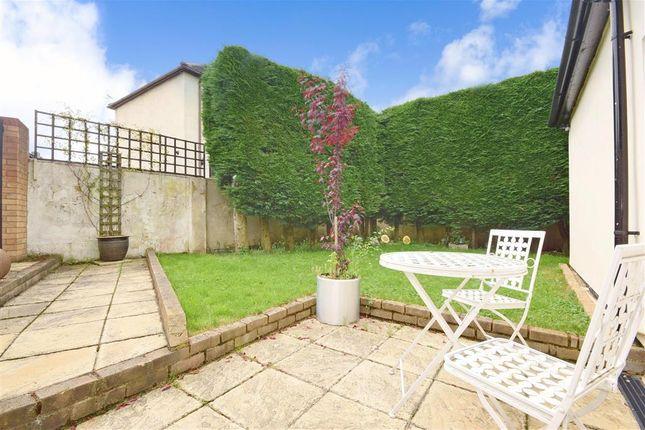 Side Garden of Kinfauns Avenue, Hornchurch, Essex RM11