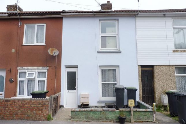 Thumbnail Property to rent in Leesland Road, Gosport