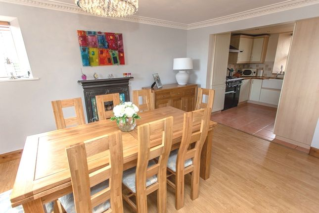 Thumbnail End terrace house for sale in New Road, Milnathort, Kinross