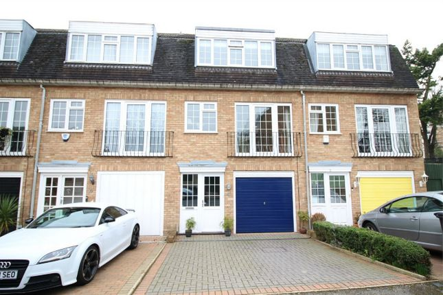 Thumbnail End terrace house for sale in Mcadam Drive, Enfield, Middlesex