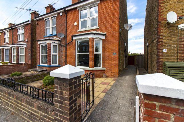 Thumbnail Property for sale in Athelstan Road, Faversham