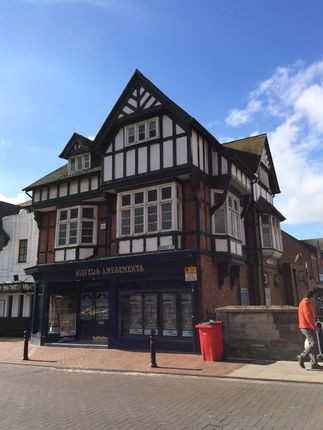 Thumbnail Leisure/hospitality for sale in Bridge Street, Stafford