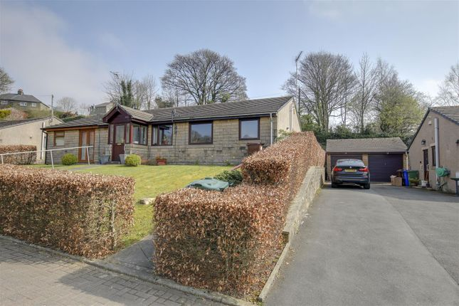Thumbnail Terraced bungalow to rent in Western Court, Bacup, Lancashire