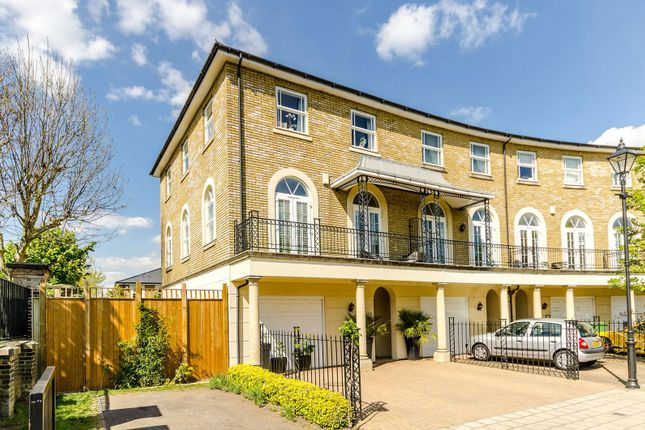 Thumbnail End terrace house for sale in Savery Drive, Long Ditton
