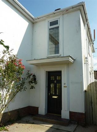 Thumbnail Detached house to rent in Mayfair Road, Laverstock, Salisbury