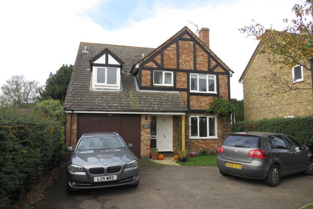 Thumbnail Detached house for sale in Bury Road, Ramsey, Huntingdon