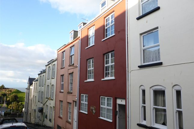 Thumbnail Terraced house for sale in Market Street, Ilfracombe