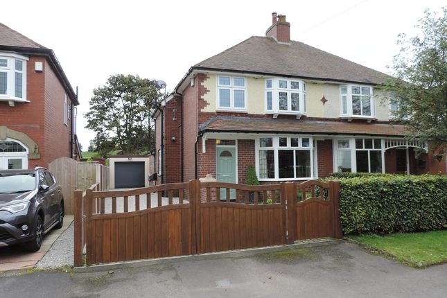 Thumbnail Semi-detached house for sale in Thornham Old Road, Royton, Oldham