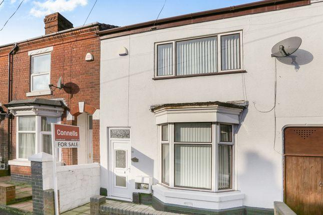 Thumbnail Terraced house for sale in Park Street South, Blakenhall, Wolverhampton