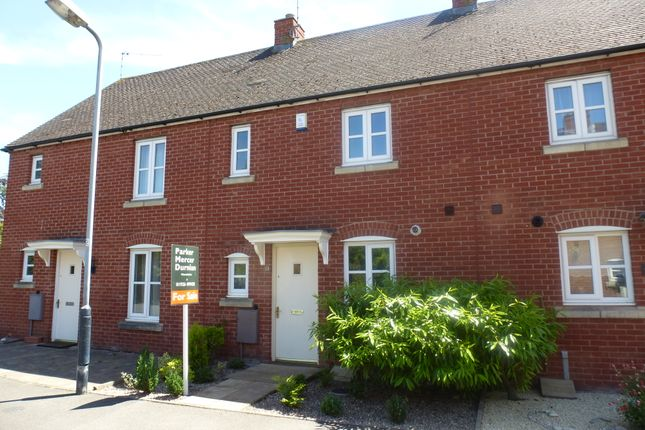 Thumbnail Terraced house for sale in Amis Way, Stratford Upon Avon