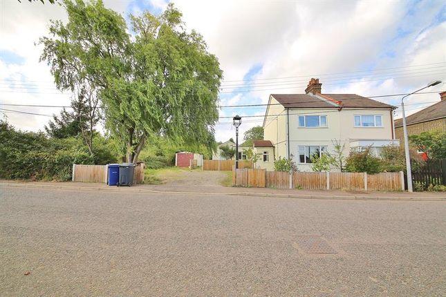 Thumbnail Cottage for sale in Vange Park Road, Vange, Basildon