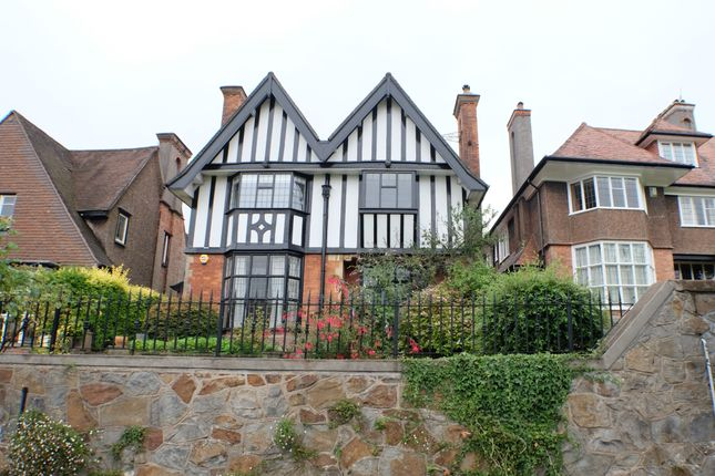 Thumbnail Detached house to rent in Eden Avenue, Uplands, Swansea