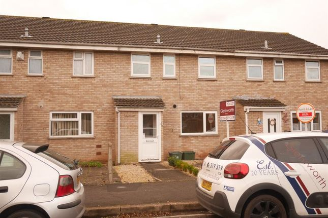Thumbnail Terraced house to rent in Wesley Drive, Weston-Super-Mare