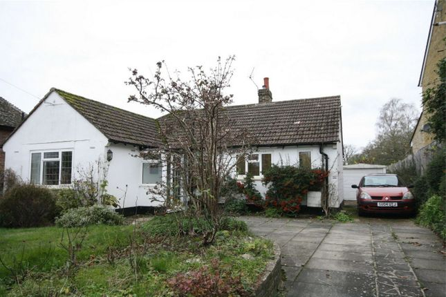 Thumbnail Detached bungalow for sale in Peartree Lane, Bexhill-On-Sea
