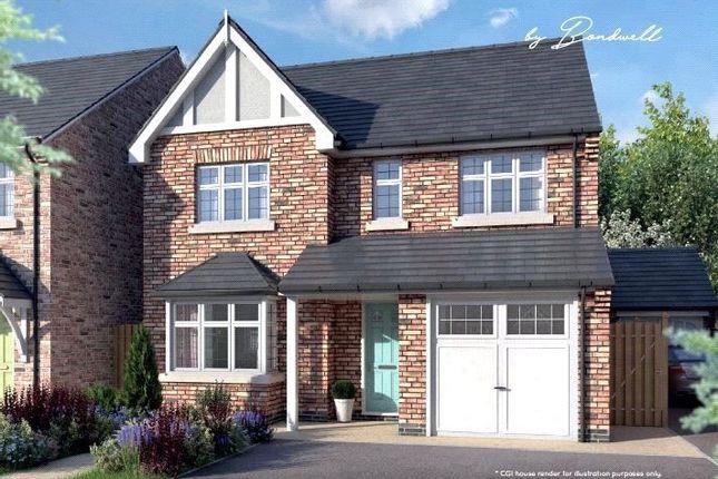 Thumbnail Detached house for sale in Woodside, Shipley Park Gardens, Marlpool, Derbyshire