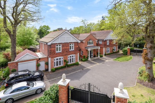 Thumbnail Flat to rent in Nuns Walk, Wentworth, Virginia Water