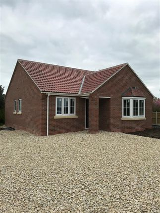 Thumbnail Detached bungalow for sale in Heckington Road, Great Hale, Sleaford