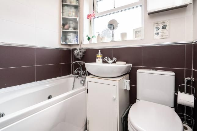Bathroom of Railway Street, Atherton, Manchester, Greater Manchester M46
