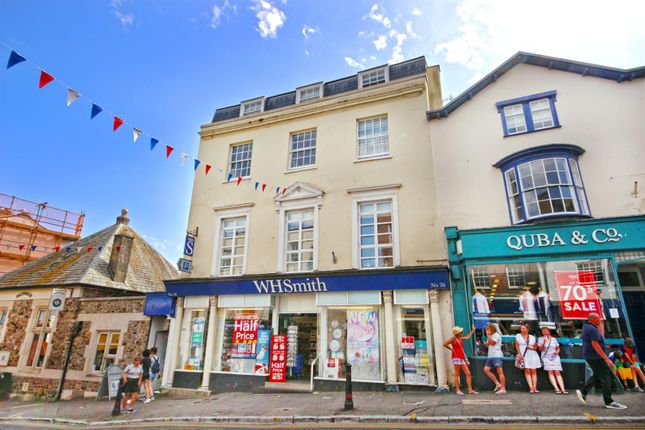 Thumbnail Flat for sale in Broad Street, Lyme Regis