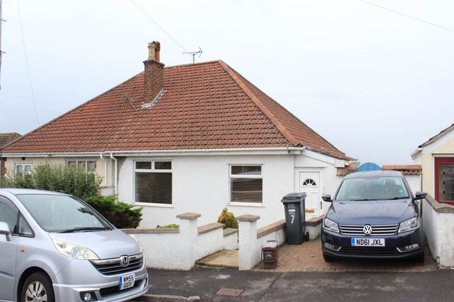 Thumbnail Property to rent in Edgecombe Avenue, Worle, Weston-Super-Mare