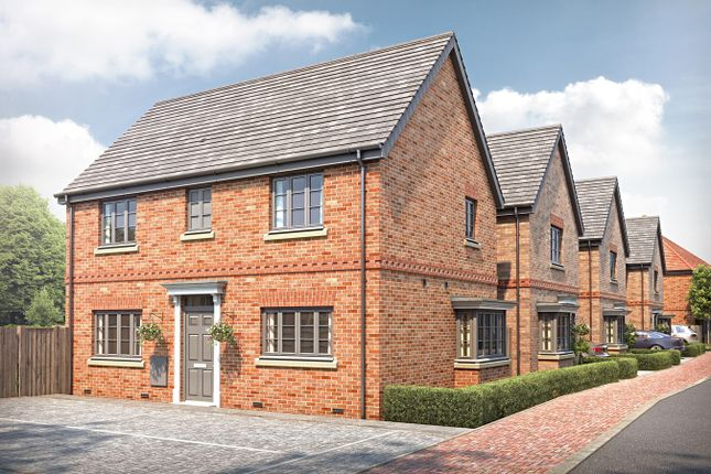 Thumbnail Detached house for sale in Plot 41, Shepherds Mews, Shefford, Shefford