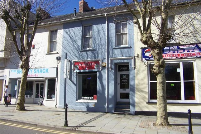 Thumbnail Commercial property for sale in Picton Place, Haverfordwest, Pembrokeshire