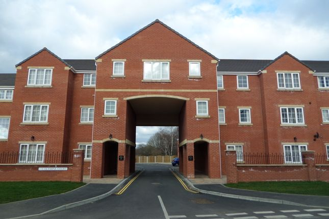 Thumbnail Flat to rent in Olympia Court, Jossey Lane, Scawthorpe, Doncaster