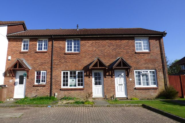 Thumbnail Terraced house for sale in Parsons Close, Plymstock, Plymouth