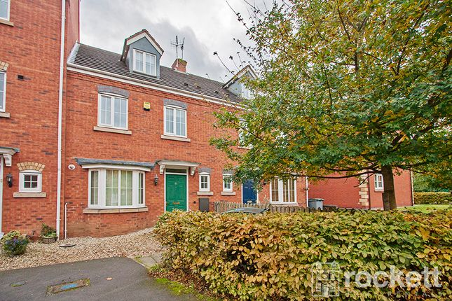 Thumbnail Town house to rent in Kennington Oval, Trentham, Stoke-On-Trent