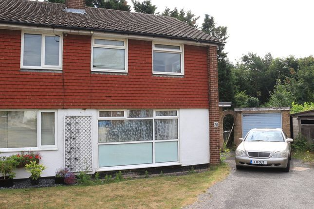3 bed semi-detached house to rent in Ongar Place, Addlestone