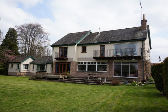 Thumbnail Detached house for sale in Alma Avenue, Aberfeldy